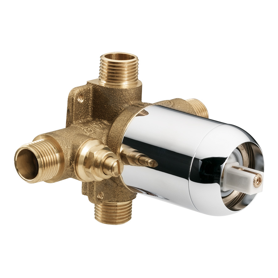 CFG Capstone Tub/Shower Pressured Balanced Cycling Valve