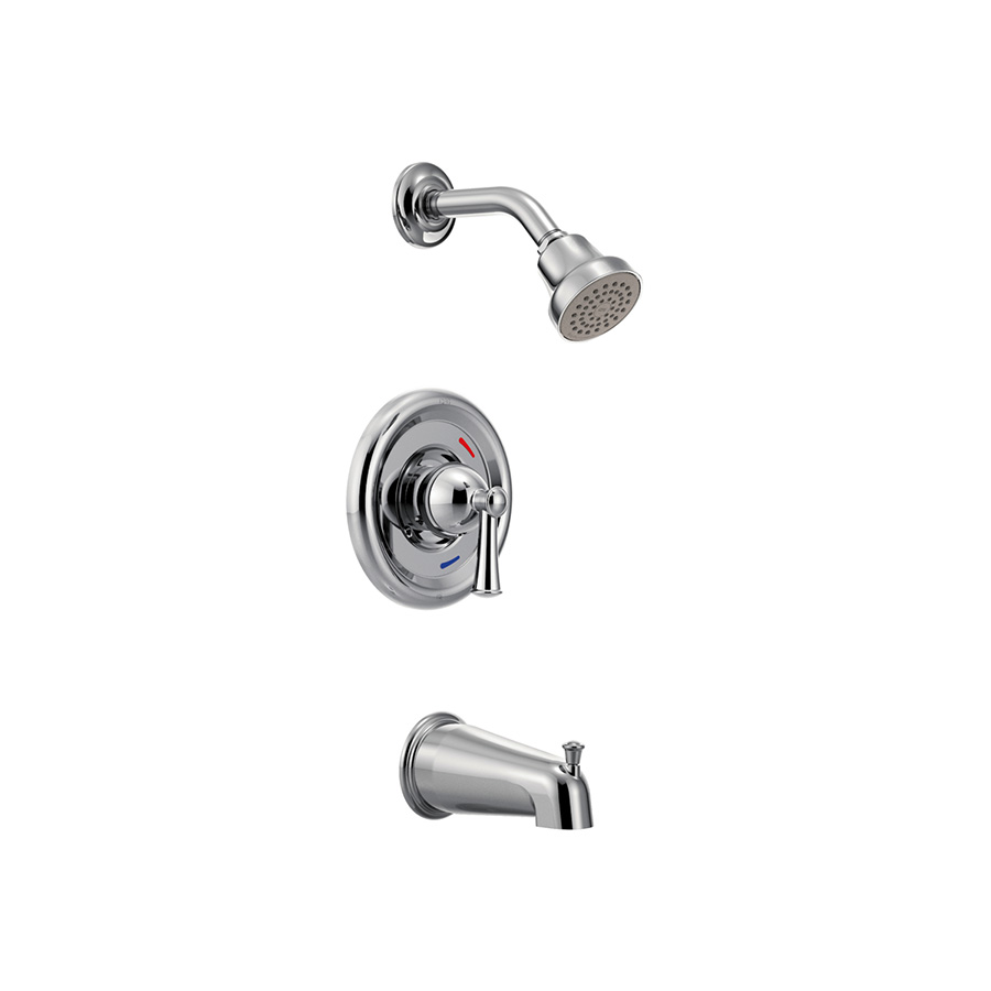 CFG Capstone Chrome Tub/Shower Trim Only 1.75 GPM