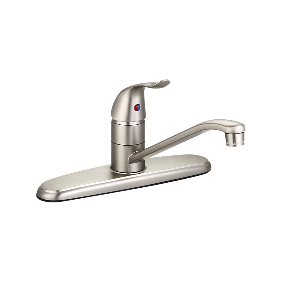 Banner Brushed Nickel Kitchen Faucet
