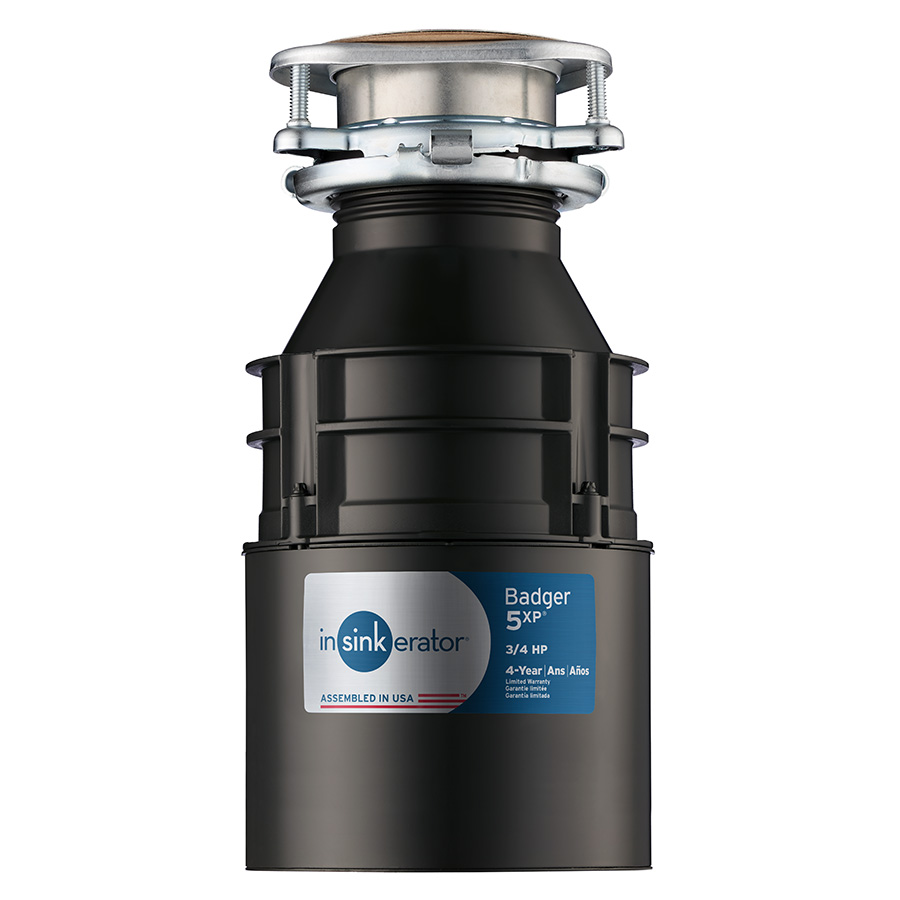Badger 5XP Garbage Disposer 3/4 HP