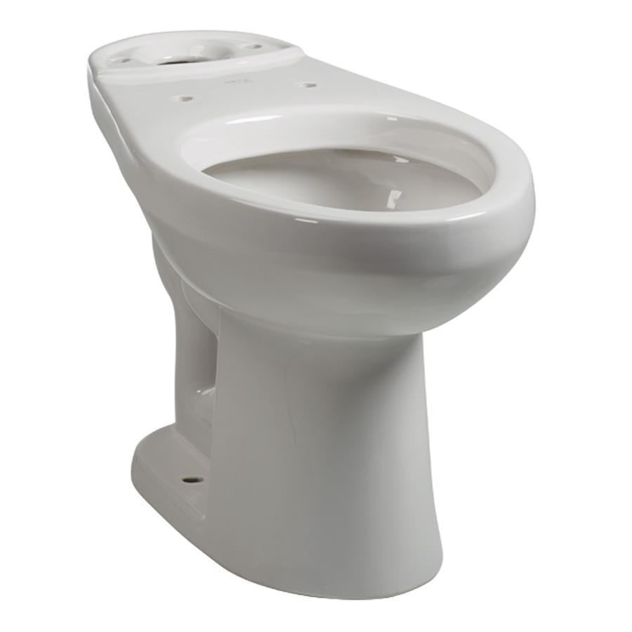 Briggs ADA Elongated Toilet Bowl White