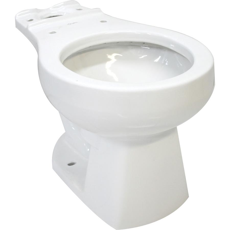 Cato Round Front Toilet Bowl White