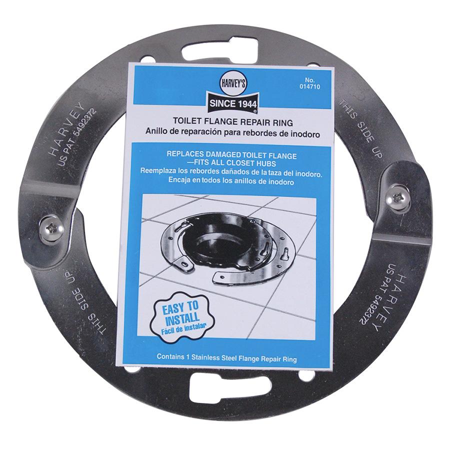 Adjustable Steel Toilet Flange Repair Ring