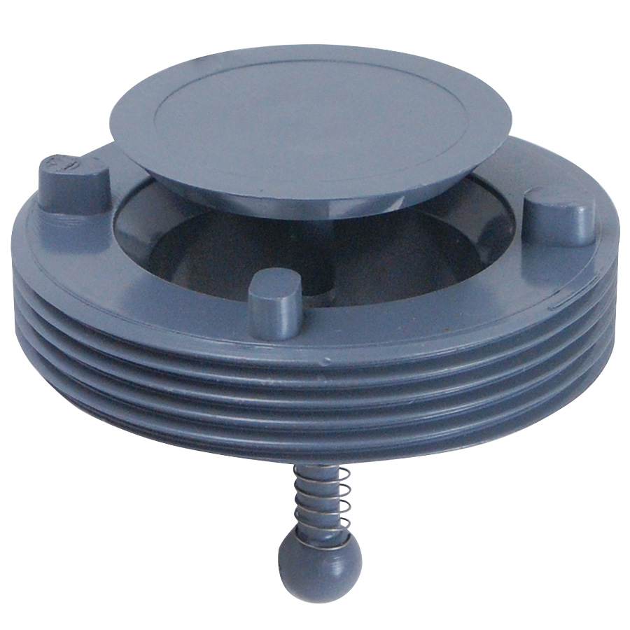 "3"" PVC Sewer Pressure Relief Plug"
