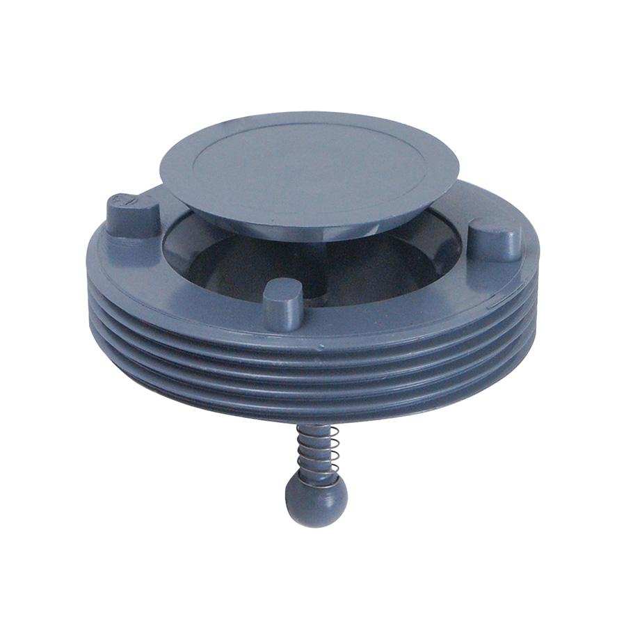 "3-1/2"" PVC Sewer Pressure Relief Plug"