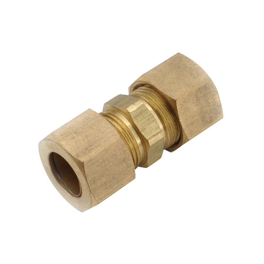 "1/2"" Brass Compression Union"