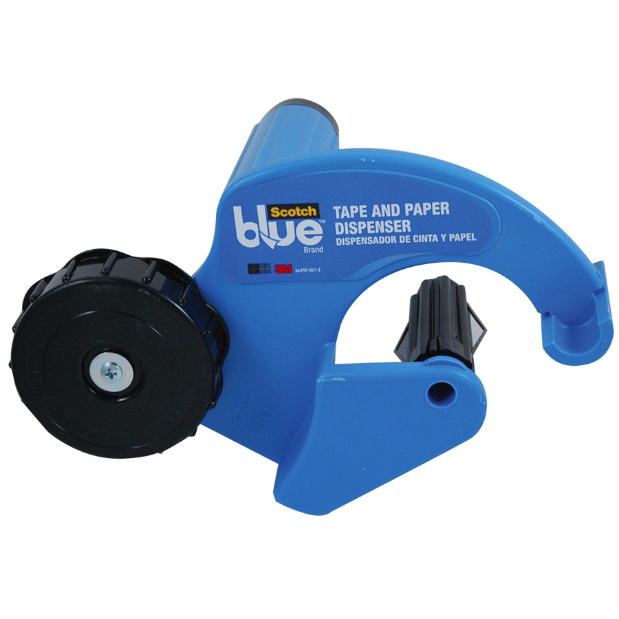 3M ScotchBlue Tape and Paper Dispenser