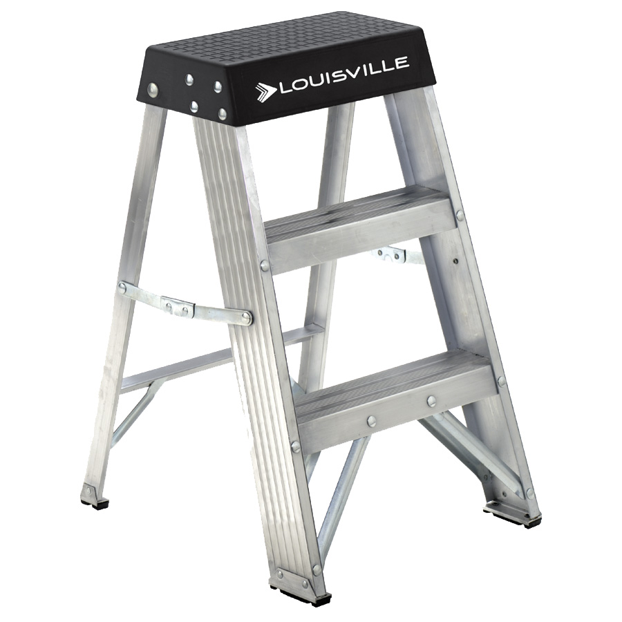 Aluminum Step Stool 2ft