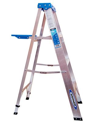 Aluminum Step Ladder 4 ft