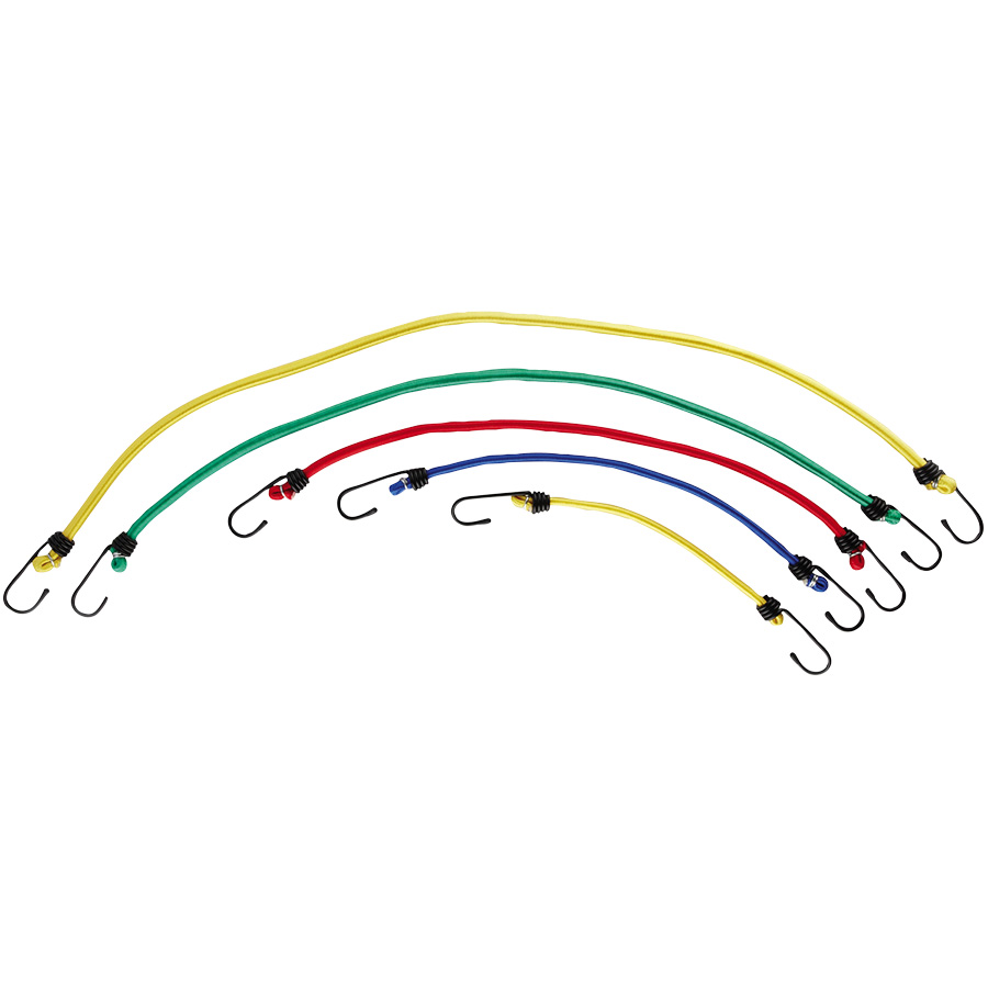 Bungee Cord Assortment 10-Piece