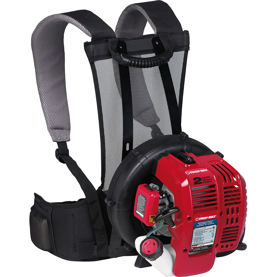 27cc 2-Cycle Gas Backpack Blower