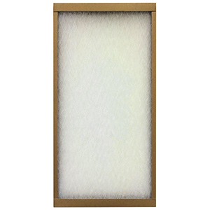 MERV 4 Disposable Air Filter 10 x 20 x 1