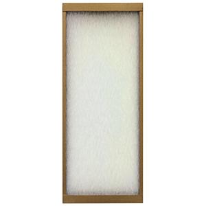 MERV 4 Disposable Air Filter 10 x 25 x 1