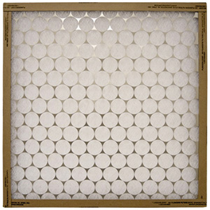 14x18x1 AC Filters, Case of 12, Metal Grid Backing
