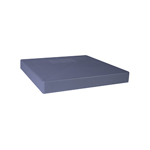 "E-Lite Plastic Equipment Pads 24"" x 24"" x 2"""