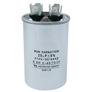 370V Round Capacitor 15 MFD