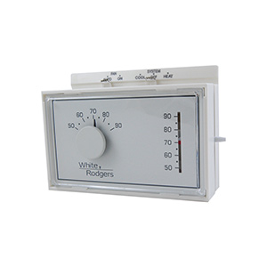 White-Rodgers Heat/Cool Heat Pump Thermostat