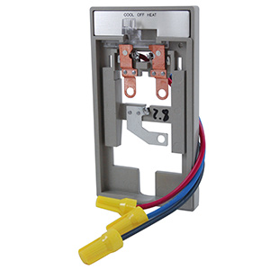 Line Voltage Thermostat Subbase
