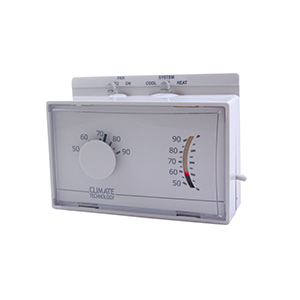 SUPCO Heat/Cool Heat Pump Thermostat