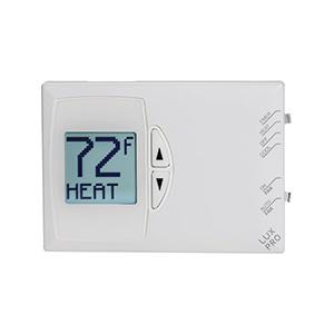 Lux Heat/Cool Heat Pump Digital Thermostat