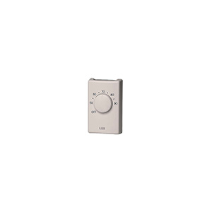 Line Voltage Heat Only Thermostat