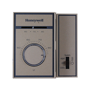 Line Voltage Heat/Cool Thermostat