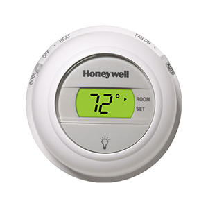 Honeywell Home Heat/Cool Heat Pump Digital Thermostat