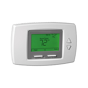 Honeywell Heat/Cool Fan Coil Digital Thermostat