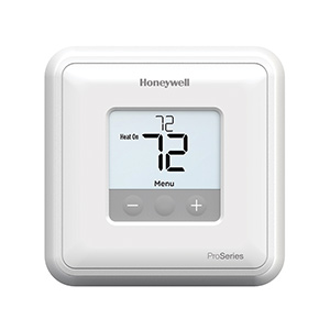 Honeywell Home Heat/Cool Heat Pump Programmable Digital Thermostat