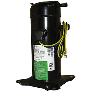 LG Scroll Compressor R-410A 3 Tons