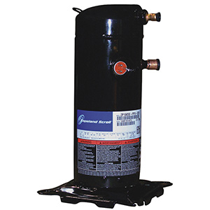 Guardian 1.5 Ton 14 SEER Copeland Scroll Compressor R-407C, ZR16K5E-PFV-830 (Log in for pricing)