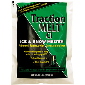 Ice Melt Traction Melt 50 lb Bag