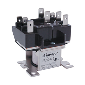 Supco 90-342 Switching Relay DPDT
