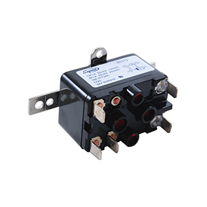 Supco 90-370 General Purpose Fan Relay SPDT