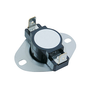 Snap Disc High Limit Thermostat Open 130° Close 115°