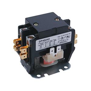 Supco 40A 2-Pole Contactor
