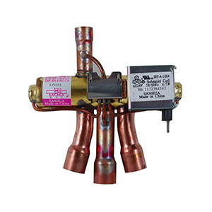 Legacy Reversing Valve with 24V Coil for 1.5 & 2.0 Ton Heat Pumps, 1173715 (Log in for pricing)