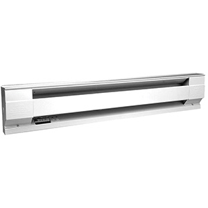 Baseboard Heater 350 Watts 2 Ft Length
