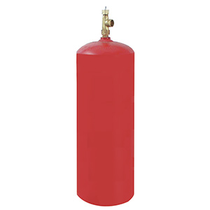 B 40 Cubic Ft Acetylene Gas Refill (Requires Tank Exchange)