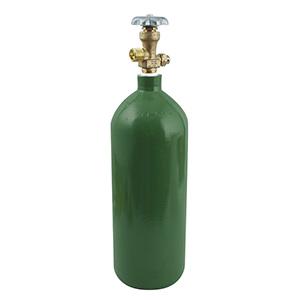 R 20 Cubic Ft Oxygen Tank Only (Gas Sold Separately)