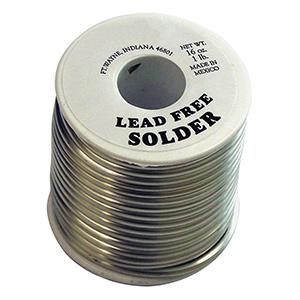 Lead Free Solder 1 lb Roll