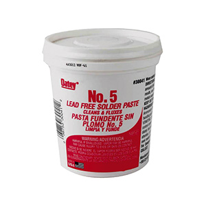 Lead Free Solder Paste Flux 8 oz