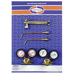 Brazing Kit Oxygen/Acetylene KC100