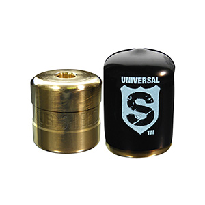 Shield Universal Tamper-Proof Locking Valve Cap
