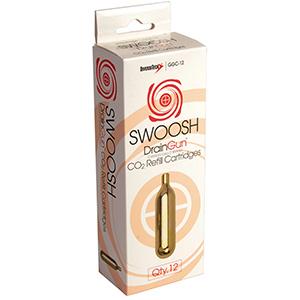 Swoosh CO2 Cartridges