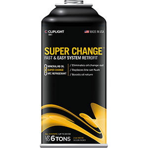 Super Change Fast & Easy R22 System Retrofit