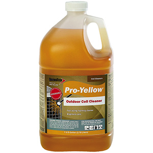 Pro-Yellow Coil Cleaner Gallon