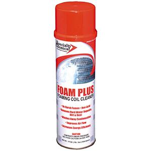 Foam-Plus Foaming Coil Cleaner 19 oz Aerosol