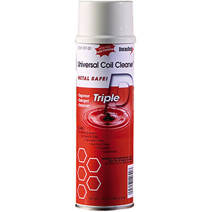 Triple-D Coil Cleaner 19 oz Aerosol