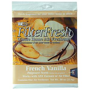 Vanilla Filter Fresh for AC Filters
